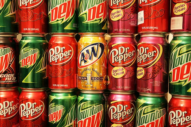 Soft Drinks that Stress You Out