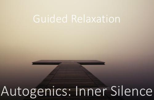 Autogenics 2 - inner silence thumbnail