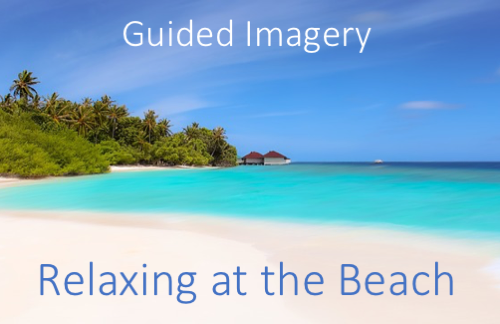 Guided Meditation - Guided Imagery - Relaxing on the Beach 1