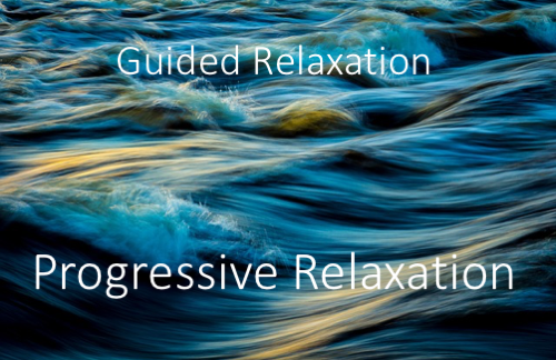 Guided Meditation - Progressive Relaxation 1