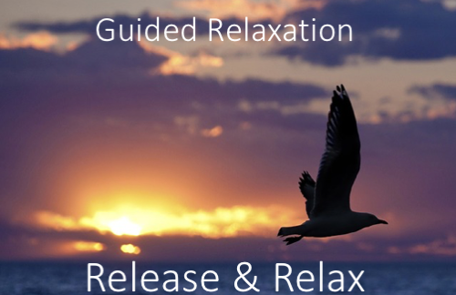 Guided Meditation - Release & Relax 1