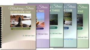 Stress Mastery Workbooks Cover
