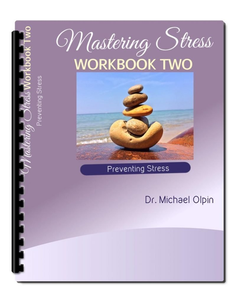 Stress Mastery Workbook 2 Cover