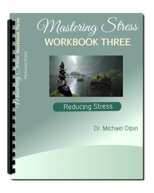 Stress Mastery Workbook 3 Cover