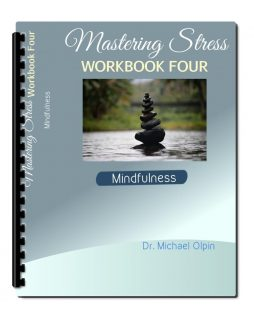 Stress Mastery Workbook 4 Cover