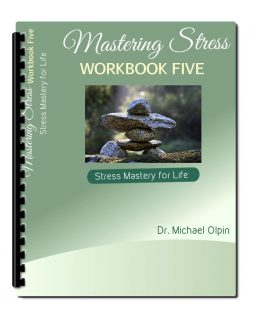 Stress Mastery Workbook 5 Cover