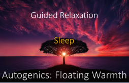 Autogenics 1 floating warmth thumbnail sleep