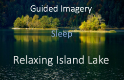 Guided Relaxation Exercise for Sleep - Guided Imagery - Serene Mountains 1